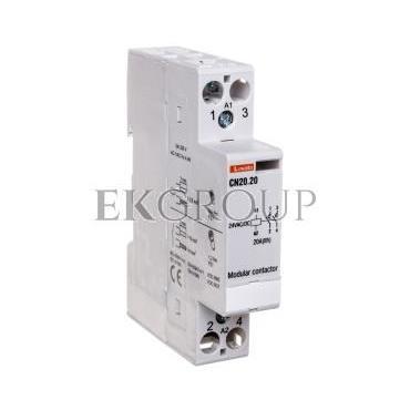 Stycznik modułowy 20A 2Z 0R 24V AC CN2020024-135839