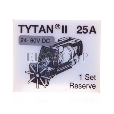 Wtyk bezpiecznikowy D01/gG/6A/24-60V Z-SLS/B/24-25A 269001 /3szt./-137224