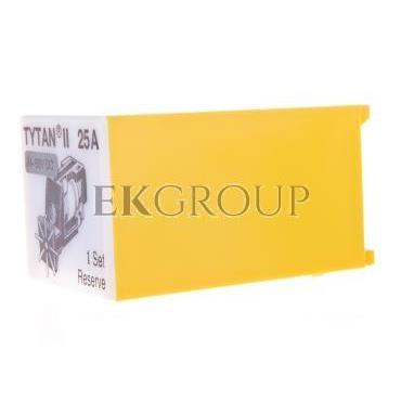 Wtyk bezpiecznikowy D01/gG/6A/24-60V Z-SLS/B/24-25A 269001 /3szt./-137225