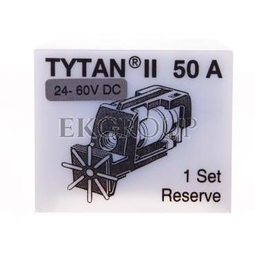 Wtyk bezpiecznikowy D02/gL/gG/50A/24V Z-SLS/B-24-50A bez sygnalizacji 269003 (3szt.)-137228