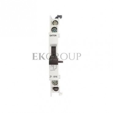 Styk pomocniczy 1P montaż boczny ZP-WHK 286053-136234