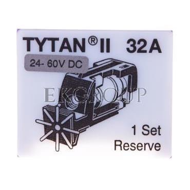 Wtyk bezpiecznikowy D01/gG/6A/24-60V Z-SLS/B/24-32A 289976 /3szt./-137215