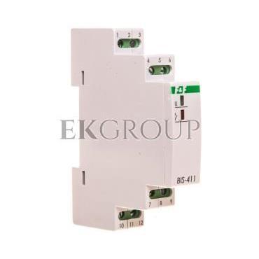 Przekaźnik impulsowy 230V AC 8A 2Z BIS-411 2Z-134142