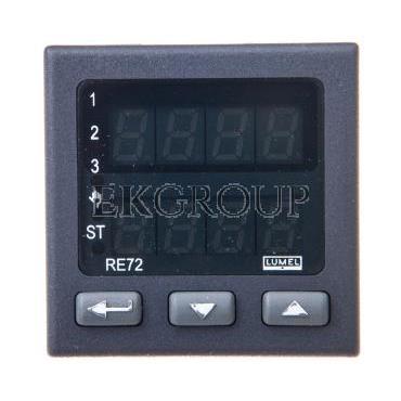 Programowalny regulator temperatury wyjście 1 przekaźnikowe wyjście 2 przekaźnikowe wyjście 3 przekaźnikowe zasilanie 85-253V AC