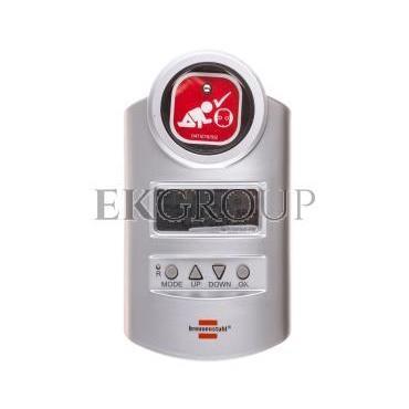 Programator / sterownik czasowy elektroniczny (gniazdo) 16A 3680W tygodniowy Primera Line DT 1507501-143629