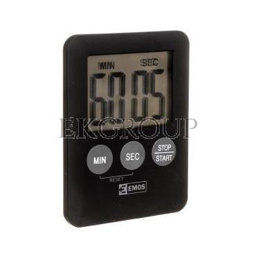 Minutnik / stoper kuchenny LCD 1xLR1130 z magnesem TP202 E0202-143653