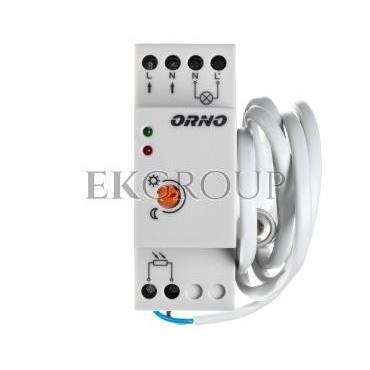 Wyłącznik zmierzchowy z czujnikiem 20A 230V 2-100lx OR-CR-219-143517