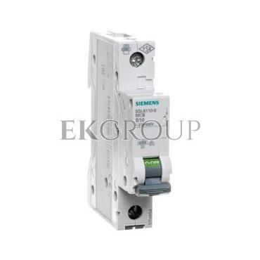 Wyłącznik nadprądowy 1P B 10A 6kA 5SL6110-6-142132