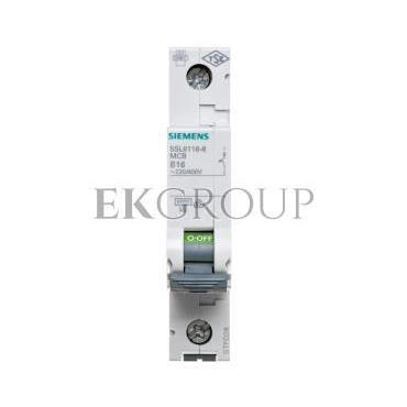 Wyłącznik nadprądowy 1P B 16A 6kA 5SL6116-6-141879