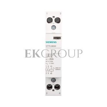 Stycznik modułowy 20A 2Z 0R 230V AC 5TT5800-0-136060