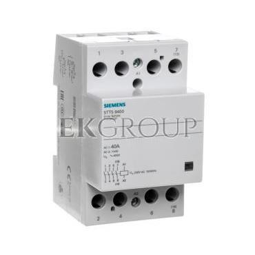 Stycznik modułowy 40A 4Z 0R 230V AC 5TT5840-0-136053