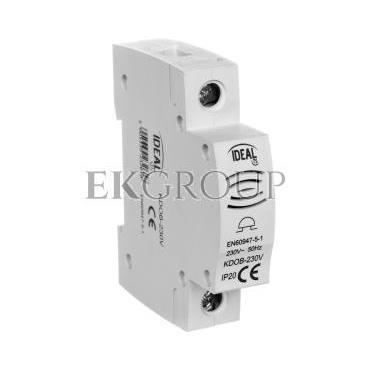 Dzwonek modułowy KDOB-230V 23261-133375