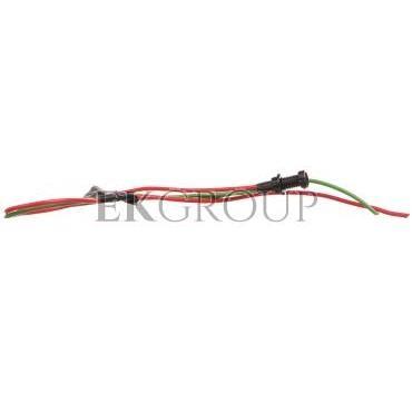 Kontrolka diodowa, klosz 3 mm, 24V, Klp3G/24V 84403005-133582