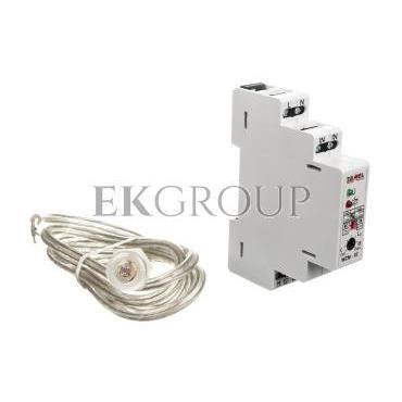 Wyłącznik zmierzchowy z sondą SOH-01 10A 230VAC WZM-02/S1 EXT10000145-143498