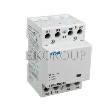 Stycznik modułowy 63A 0Z 4R 230V AC Z-SCH Z-SCH230/63-04 285735-135878