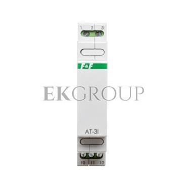 Przetwornik temperatury analogowy 4-20mA bez sondy dla PT-100 AT-3I-134553