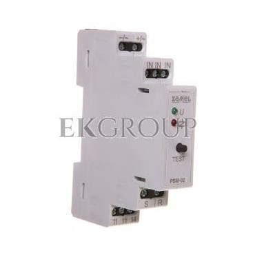 Przekaznik bistabilny 24V AC/DC PBM-02/24V EXT10000064-134210