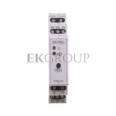 Przekaznik bistabilny 24V AC/DC PBM-02/24V EXT10000064-134211