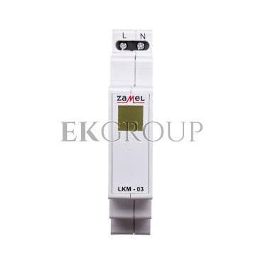 Wskaźnik zasilania 230V LED żółta LKM-03-30 EXT10000046-133553