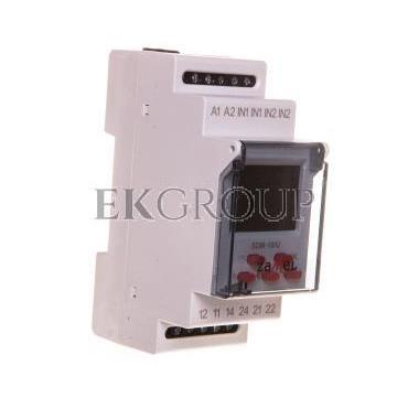 Sterownik dzwonka szkolnego 24-250V AC / 30-300V DC SDM-10/U EXT10000119-143725