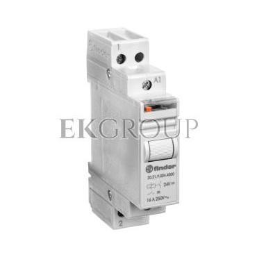 Przekaźnik impulsowy 1Z 16A 24V DC styk AgSnO2 20.21.9.024.4000-134171