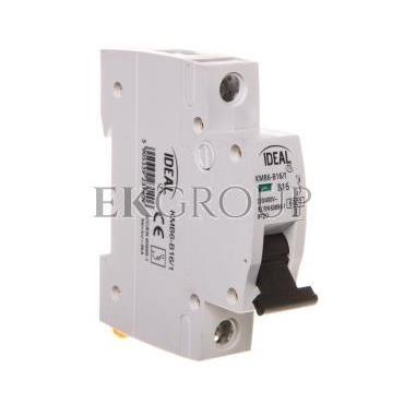Wyłącznik nadprądowy 1P B 16A 6kA KMB6-B16/1 23140-140768