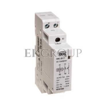 Stycznik modułowy 20A 1Z 1R 230V AC KMC-20-11 23244-136144