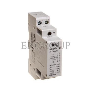Stycznik modułowy 20A 2Z 0R 230V AC KMC-20-20 23240-136146