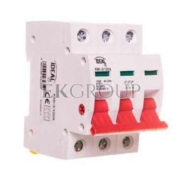 Rozłącznik modułowy 100A 3P KMI-3/100A 23235-135356