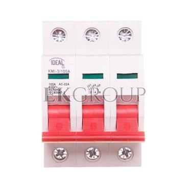Rozłącznik modułowy 100A 3P KMI-3/100A 23235-135357