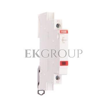 Lampka czerwona LED 115 ... 230VAC E219-C 2CCA703401R0001-133574