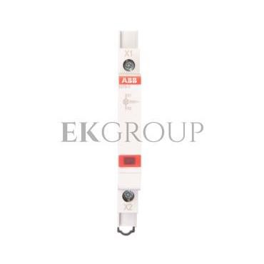 Lampka czerwona LED 115 ... 230VAC E219-C 2CCA703401R0001-133575