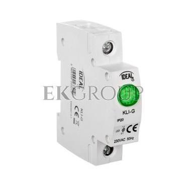 Kontrolka świetlna LED KLI-G zielona 23321-133572