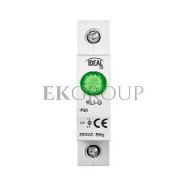 Kontrolka świetlna LED KLI-G zielona 23321-133573