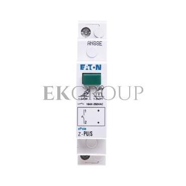 Przycisk modułowy 16A 1Z Z-PU/S 276291-134450