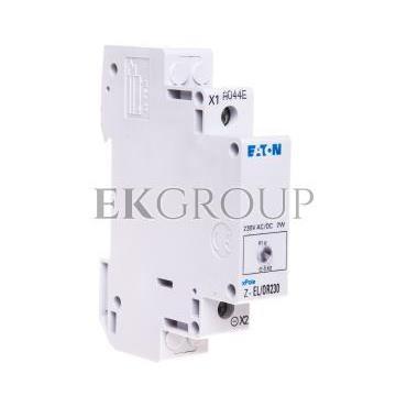 Lampka modułowa pomarańczowa 110-240V AC/DC Z-EL/OR230 275865-133420