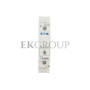 Lampka modułowa biała 110-240V AC/DC Z-EL/WH230 107494-133422