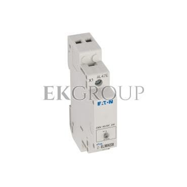 Lampka modułowa biała 110-240V AC/DC Z-EL/WH230 107494-133423
