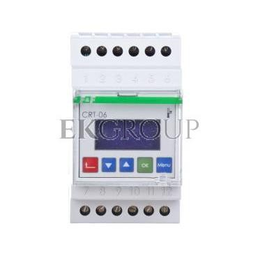 Regulator temperatury 10-funkcyjny -100-400 st.C 2x16A 2Z cyfrowy CRT-06-134533