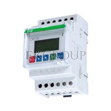 Regulator temperatury 2-funkcyjny -100-400 st.C 16A 1P cyfrowy CRT-05-134524