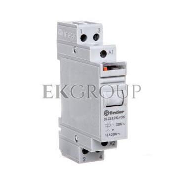 Przekaźnik impulsowy 1Z 1R 16A 230V AC 20.23.8.230.4000 FINDER-134164