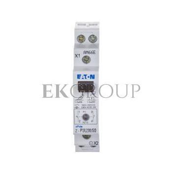 Przycisk modułowy 16A 1Z 1R z lampką sygnalizacyjną Z-PUL230/SO 276298-134469