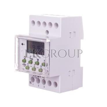 Programator cyfrowy 1-kanałowy 2-modułowy PCm.05-143650