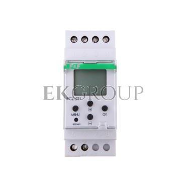 Zegar sterujący 16A tygodniowy jednokanałowy NFC 24-264V AC/DC PCZ-521-143573