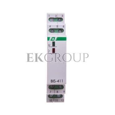 Przekaźnik impulsowy 8A 24V AC/DC 2Z BIS-411 2Z 24V-134036