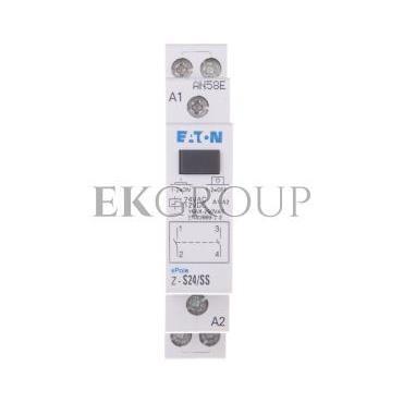 Przekaźnik impulsowy 16A 24V AC 2Z Z-S24/SS 265537-134043