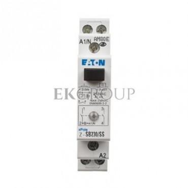 Przekaźnik impulsowy 16A 230V AC 2Z Z-SB230/SS 265301-134047