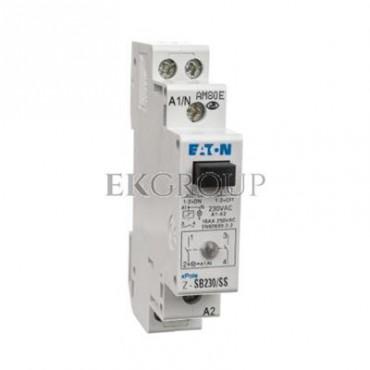 Przekaźnik impulsowy 16A 230V AC 2Z Z-SB230/SS 265301-134048