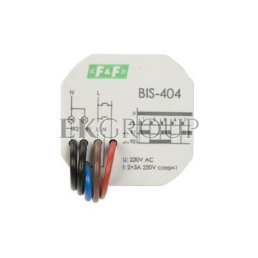Przekaźnik impulsowy sekwencyjny 5A 230V AC 2Z BIS-404-134011