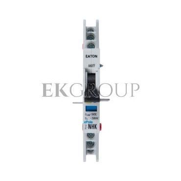 Styk pomocniczy 2Z 2R montaż boczny Z-NHK 248434-136203